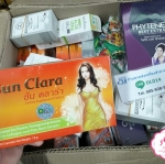 Sun Clara ซันคลาร่ากล่องส้ม