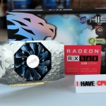 HIS RX 560 iCooler OC 2GB