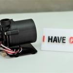 ปั๊มน้ำ SC600 พร้อมขายึด ความแรงน้ำ 600 ลิตร/ชั้วโมง