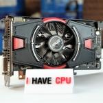 ASUS GeForce GTX 550Ti 1GB