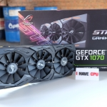 ASUS ROG Strix GeForce GTX 1070 OC edition 8GB
