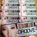 Mistine Groove Complete Eye Palette มิสทีน กรูฟว์ คอมพลีท อายพาเลท