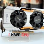 ZOTAC GeForce GTX 650 1GB GDDR5 TSI