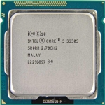 i5 3330s up to 3.2Ghz