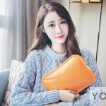 กระเป๋าน้ําร้อนไฟฟ้า Y416-OR สีส้ม