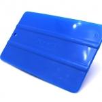 ที่รีดสติกเกอร์ สีฟ้า นิ่ม สำหรับงานป้าย - คุณภาพสูง เหมาะกับร้านทำป้าย ร้านป้าย ทำป้าย ทุกชนิด
