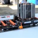 ชุด Xeon E5-2660 V2 10Core 20Thread / X79 Oem / 16GB / AVC 6 ท่อ