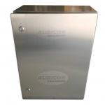 ตู้สแตนเลสกันน้ำ ฝา1ชั้น RBC-10 size: W500xH600xD250 mm.
