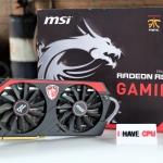 MSI Radeon R9 290 GAMING 4G