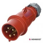 ปลั๊กตัวผู้ MENNEKES (รหัส 3) (5P) 16A ,400V ,IP44