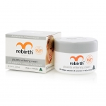 Rebirth รีเบิร์ท ครีมรกแกะไวท์เทนนิ่งผสม Wakamine, Collagen และผสมกันแดด ขนาด 100 มล.