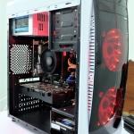 *ของใหม่* AMD RYZEN 5 1600X 4.0 6C 12T / 8GB DDR4 / GTX 750Ti 2GB / GTX 1050 / GTX 1050 Ti / 580w *อัพเกรดได้*