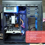 AMD FX 4100 Turbo 3.6Ghz / 8GB / New MB / GTX 750 / 320GB / 580W / CASE *อัพเกรดได้*