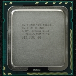Intel® Xeon® Processor X5675 up to 3.46Ghz