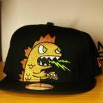 หมวก New Era Tokidoki Kaiju snapback