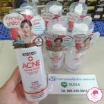 Dr. Somchai-แอคเน่โฟมมิ่ง เฟเชี่ยล คลีนเซอร์ ล้างหน้า สีแดง