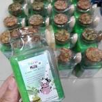 สครับน้ำนมชาเขียว - Milk & Green Tea Scrub