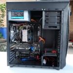 i5-2500 / H77 / 8GB / GTX 750 Ti / 320GB / CASE
