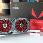 XFX RX Vega 56 8GB HBM2 ของใหม่