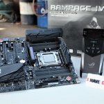 i7 4820K Up To 3.9Ghz + ASUS RAMPAGE IV BLACK EDTION