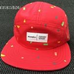 หมวก Akomplice 5panel Camper