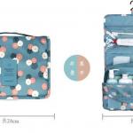 กระเป๋าจัดเก็บของใช้ในห้องน้ำสำหรับเดินทาง