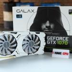 GALAX GTX1070 EXOC SNIPER WHITE 8GB DDR5