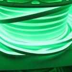 ledneonlight ไฟสายยาง สีเขียว