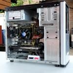 i3-4130 / ASUS H81M-D / 4GB DDR3 / GTX 750 Ti 2GB / 500GB / DVD-ROM
