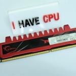 G.Skill Ripjaws 4GB 1600Mhz DDR3 LT