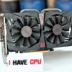 ASUS GeForce STRIX GTX 750 Ti OC edition