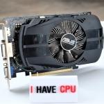ASUS GTX 750 1GB ไม่ต่อไฟเลี้ยง
