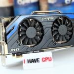 MSI GeForce GTX 660 HAWK 2GB
