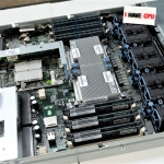 HP Proliant DL360 G7 1U RACK SERVER 12 core 24 Thread