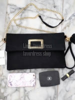 PARFOIS Clutch bag with strap รุ่นหายาก