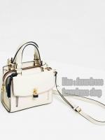 ZARA : Mini City Bag With Lock