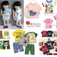 เสื้อผ้าแฟชั่นเด็ก (0-36 เดือน)