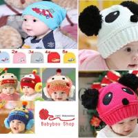 หมวกเด็ก หมวกไหมพรม