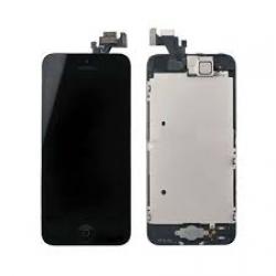 จอ ทัชสกรีน Iphone 5 สีดำ ประกัน 3 เดือน 1800 บาท