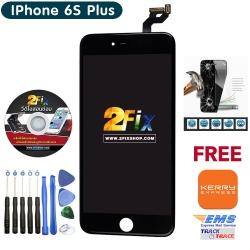 หน้าจอ iPhone 6S Plus พร้อมทัสกรีน (Black)