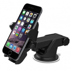 ที่ยึดมือถือในรถ Car Mobile 2 in 1 (ติดกระจก ติดคอนโทรลรถ ) เพิ่มความสะดวกสบาย
