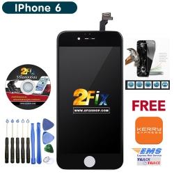 หน้าจอ iPhone 6 พร้อมทัสกรีน (Black)