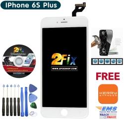 หน้าจอ iPhone 6S Plus พร้อมทัสกรีน (White)