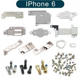 เหล็กครอบ น็อต iPhone 6