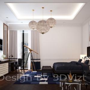 Bed Room at Villa Satharn