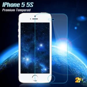 ฟิลม์กระจก iPhone 5 5S 9H Premium Tempered