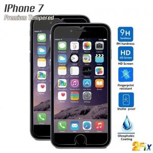 ฟิลม์กระจก iPhone 7 9H Premium Tempered