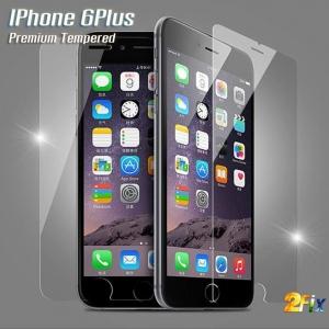 ฟิลม์กระจก iPhone 6Plus 9H Premium Tempered