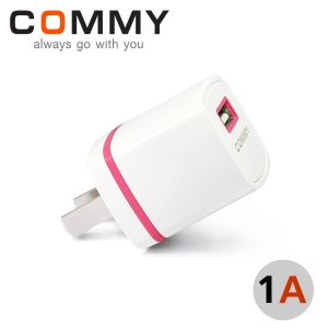 """Adapter USB (1A) """"Commy"""""""