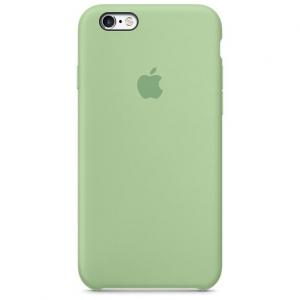 เคสซิลิโคน iPhone 6 Plus / 6s Plus - สีเขียวกรีนที ( Original )
